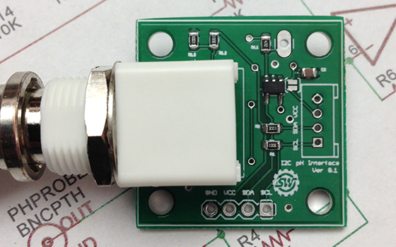 Miniph I2c Ph Interface Sparky S Widgets