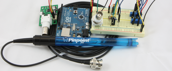 Arduino Ph Probe Interface Sparky S Widgets